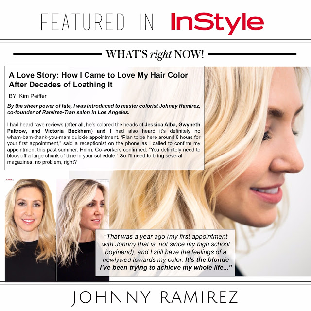 Featured in InStyle