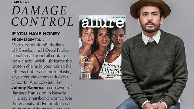 Thank you Allure