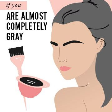 Gray Hair Hacks: 5 Genius Ways to Cover Silver Strands ~ Total Beauty