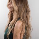 Long Brunette Lived in Color