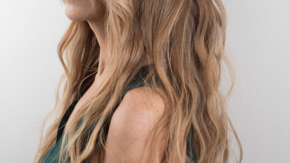 Naturally Seamless Blend ~ Lived in Color