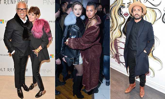Diary of the Week: Pink Tartan, TFW closing party and Lac + Co ~ HELLO!