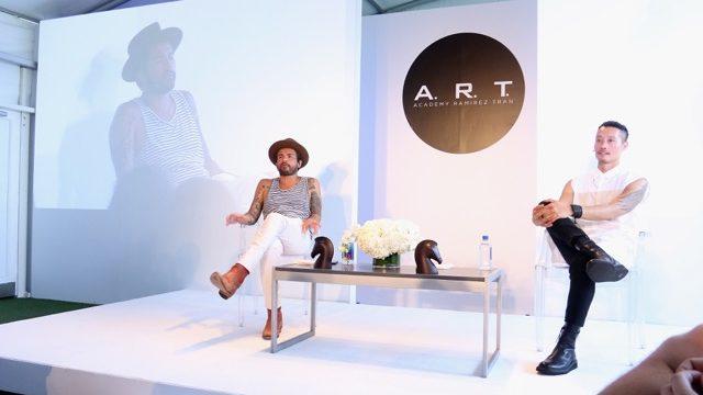 The L'Oreal professional international stylists grew international acclaim through their widespread social media presence ~Mane  Addict