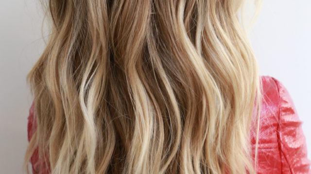 Vibrant Blonde Lived-in Color…
