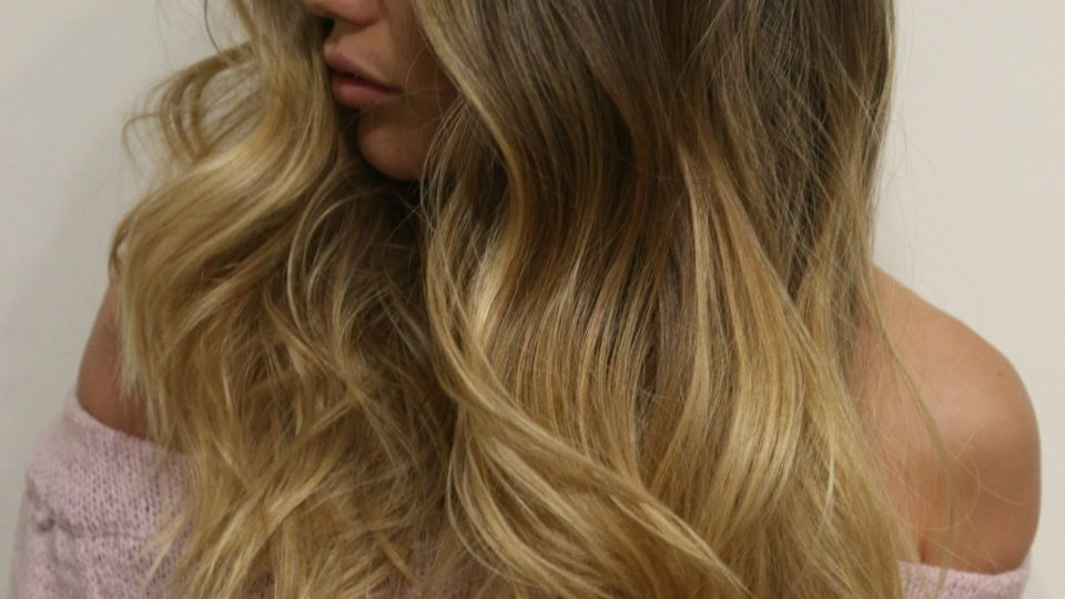 Amber Lived-in Blonde Hues…