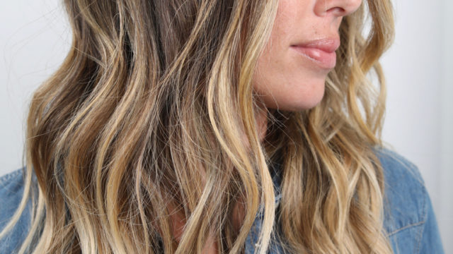 Seamless Lived in Color Beach Waves…