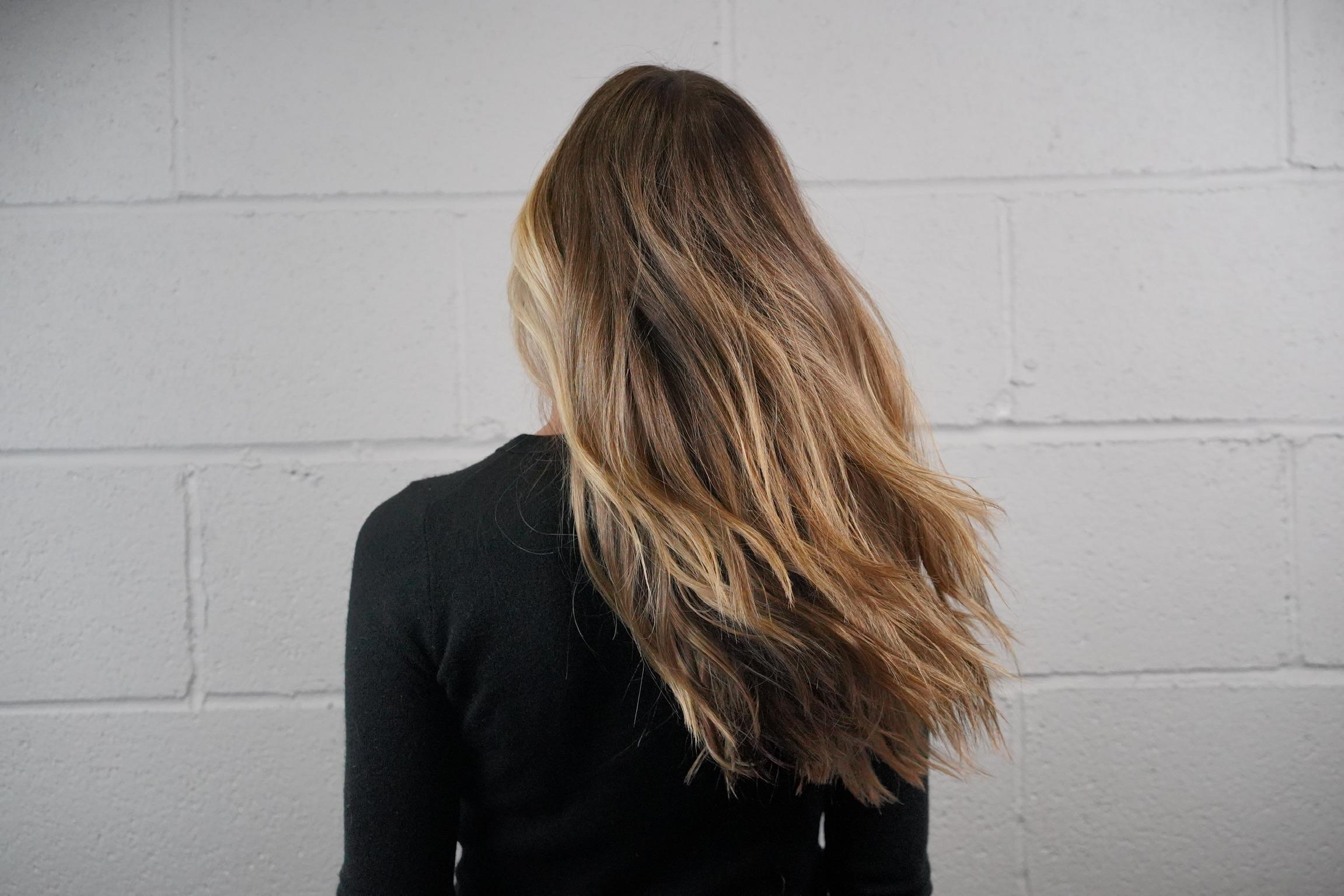 Blonde Redken Shades…