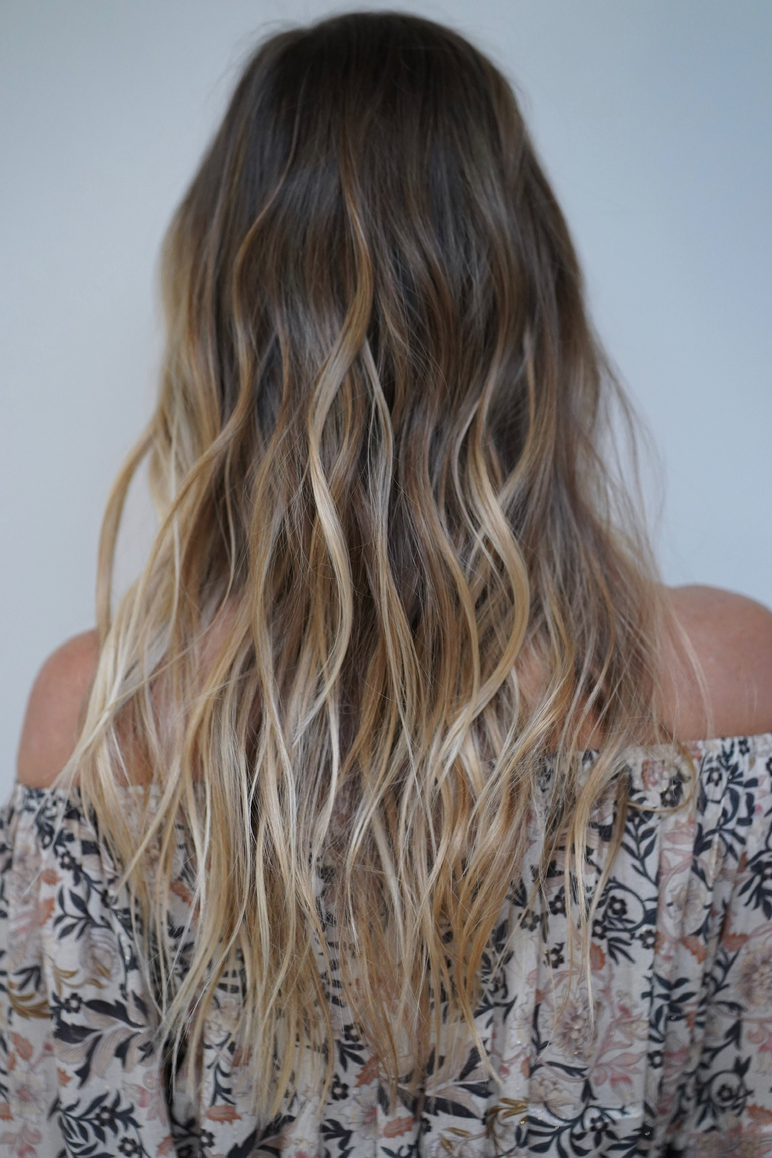 Lived in Beach Blonde Waves….