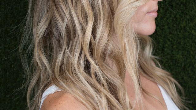 Winter Blonde Hues…