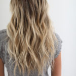 Long Blonde Beach Waves…