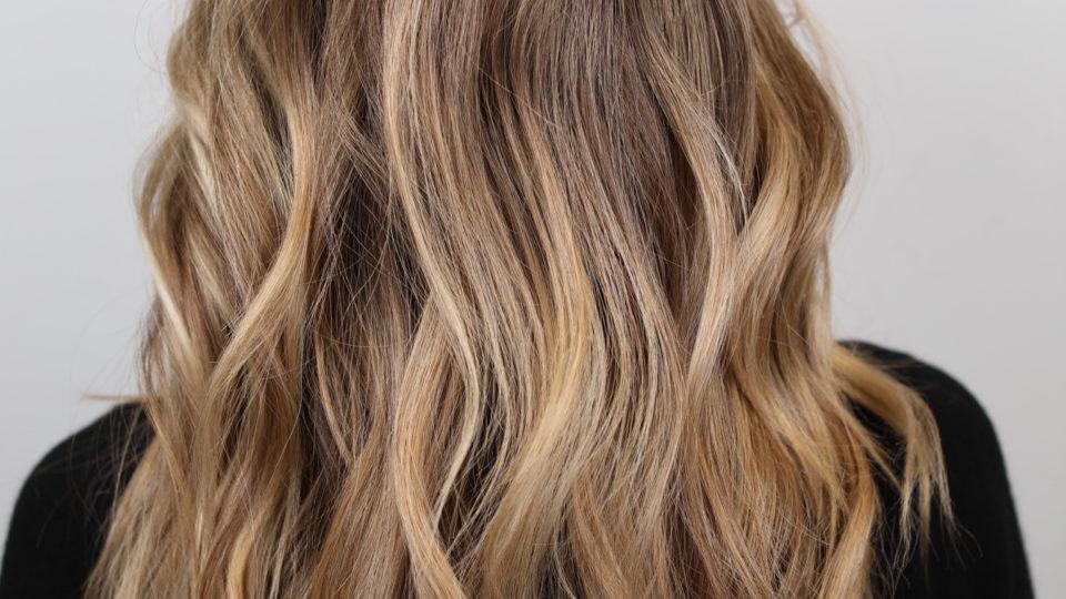 Beachy Blonde…