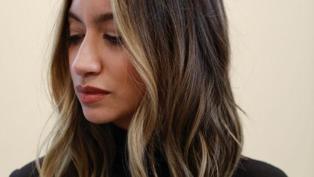 Face framing Brunette Lived in Color™