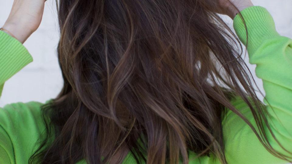 Mocha Brunette Lived in Color…