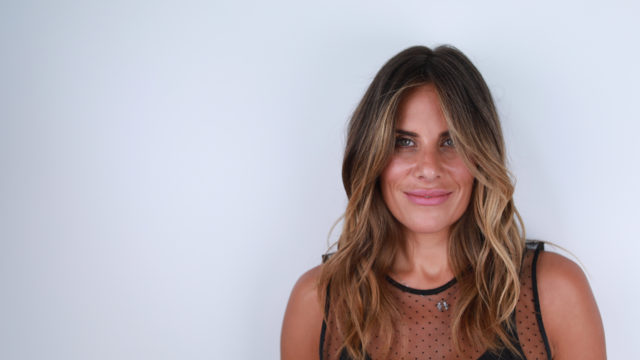 California Sun-kissed Brunette Highlights…