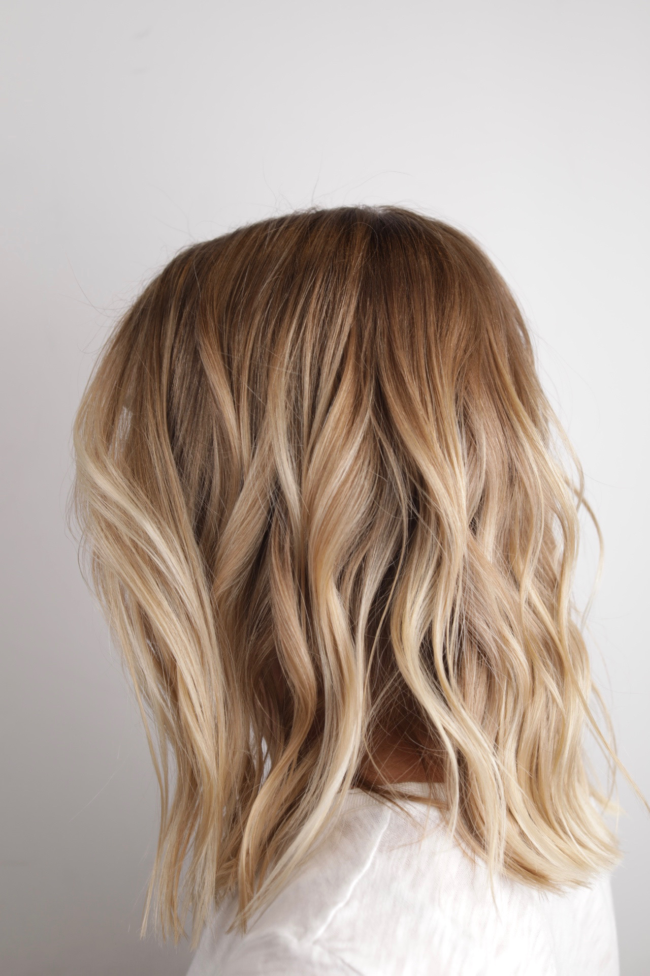 Lived in Blonde Beach Waves…