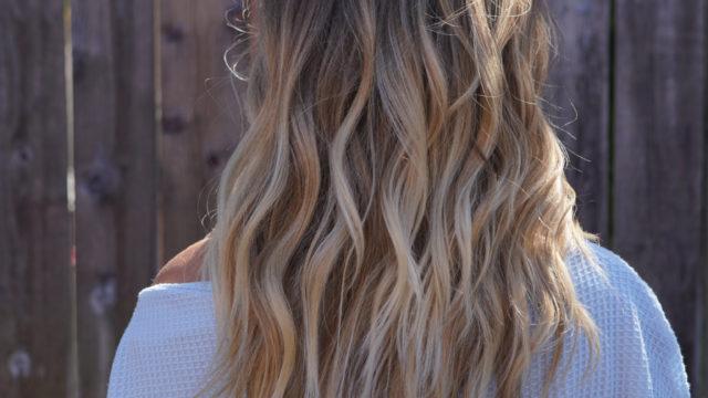Natural Lived in Blonde..