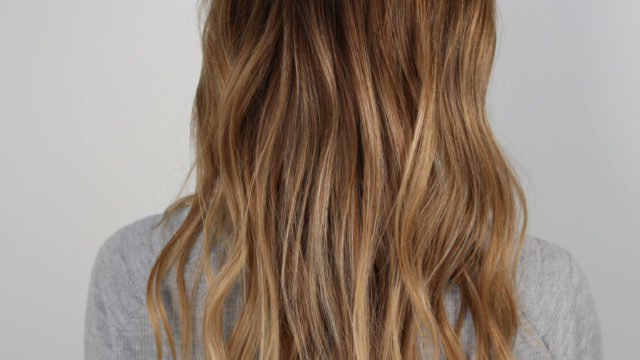 Honey Brunette Highlights…