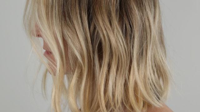 Lived in Beach Blonde…