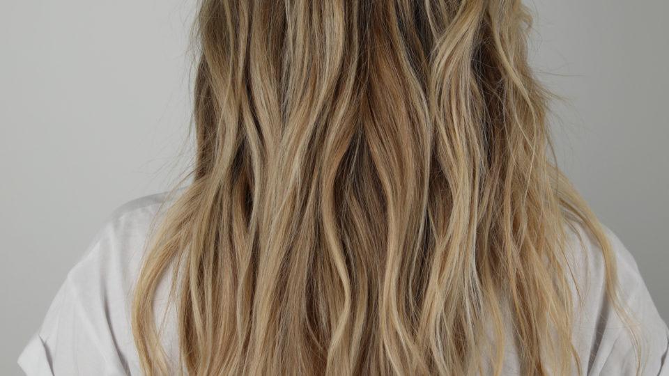 Blonde Balayage…