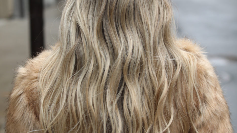 Lived in Blonde Highlights by Johnny Ramirez…