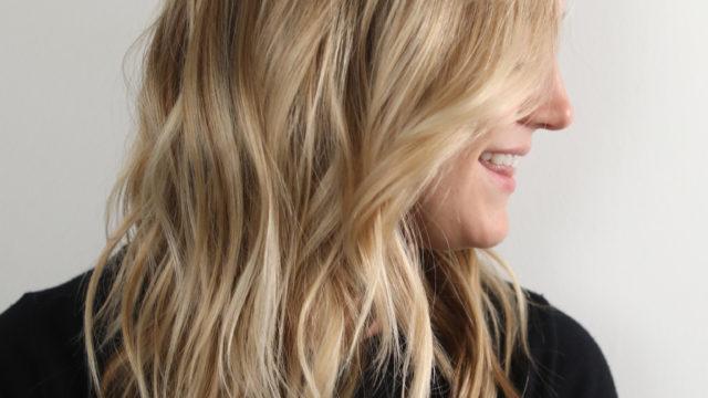 California Golden Blonde Highlights….