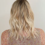 Icy Blonde Highlights…
