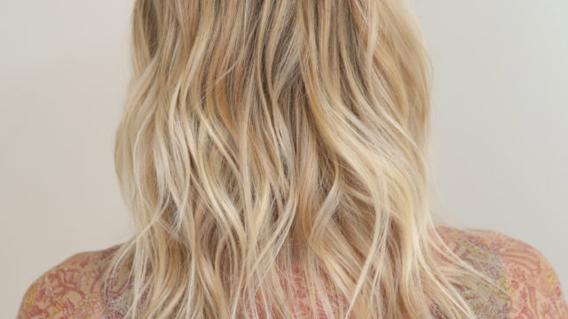 Honey Blonde Highlights…