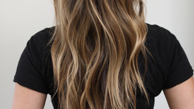 Mocha Brunette Highlights…
