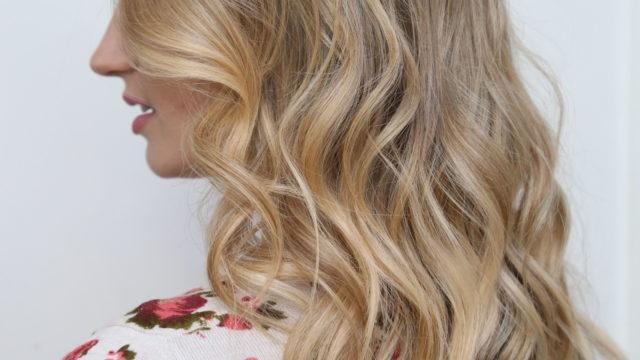 Strawberry Blonde Balayage…