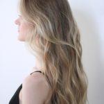 Caramel Blonde Highlights…