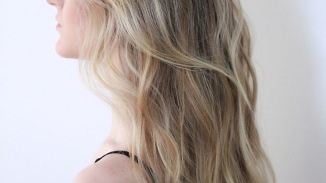 Baby Blonde Beach Waves…