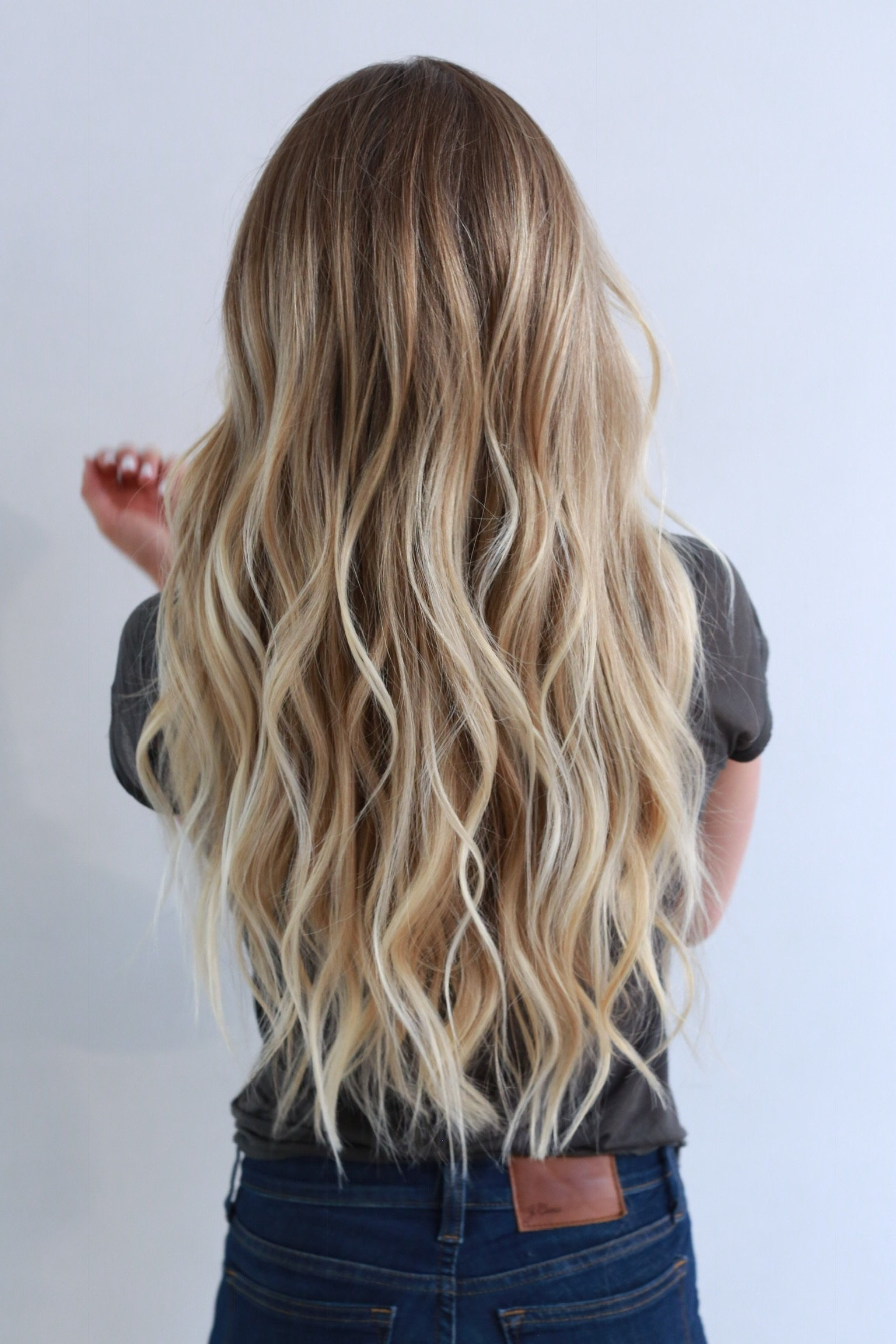 Lived in Blonde Ombre…