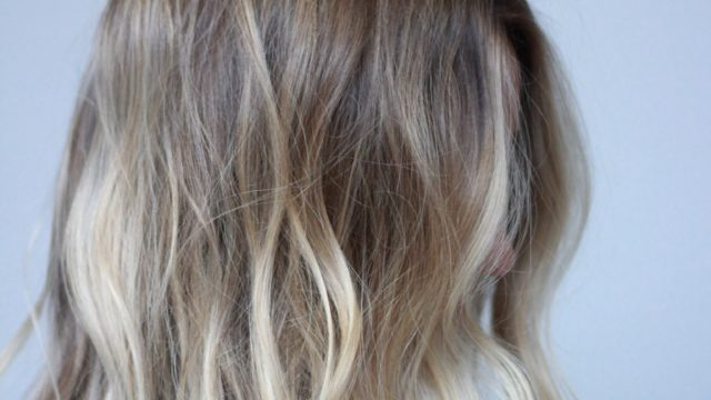 Summer Blonde Highlights…