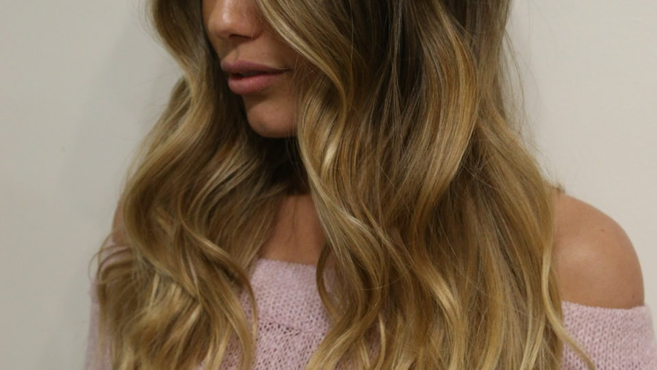 Summer Blonde Ombre…