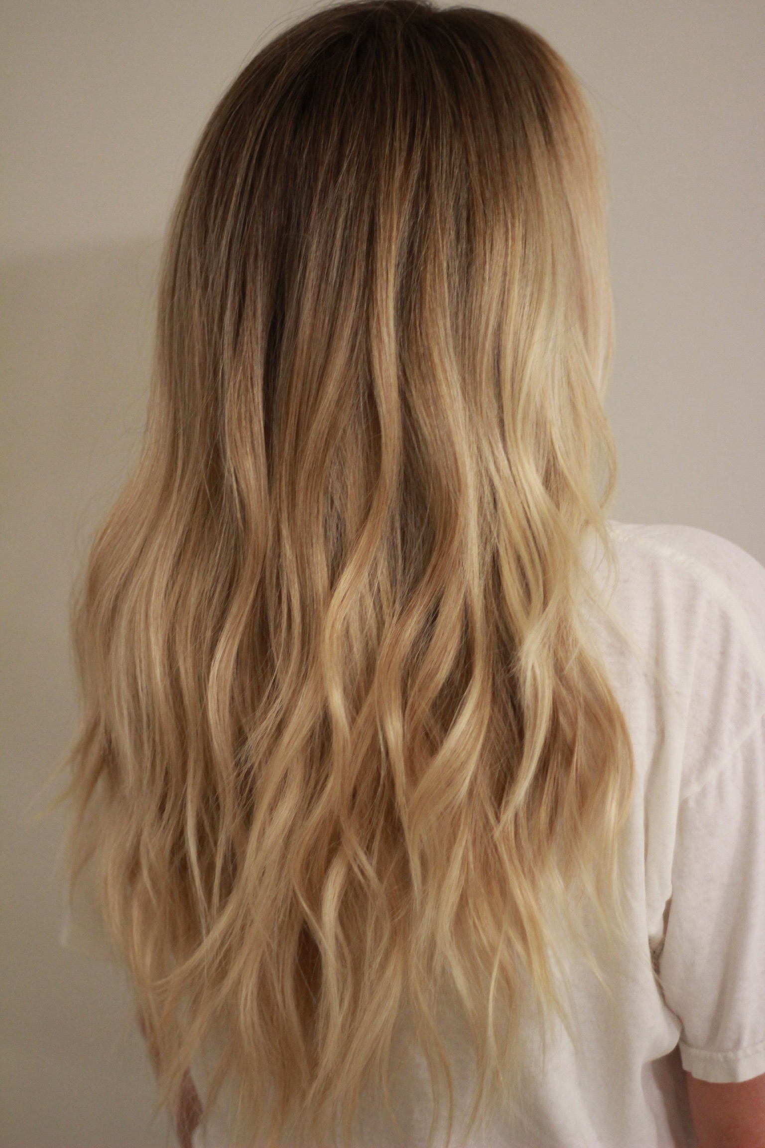Beach Blonde Highlights…
