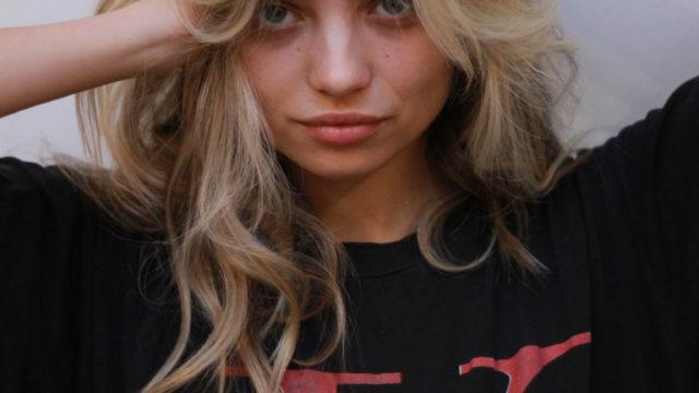 Morning after blonde highlights…