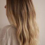 Icy Summer Blonde…