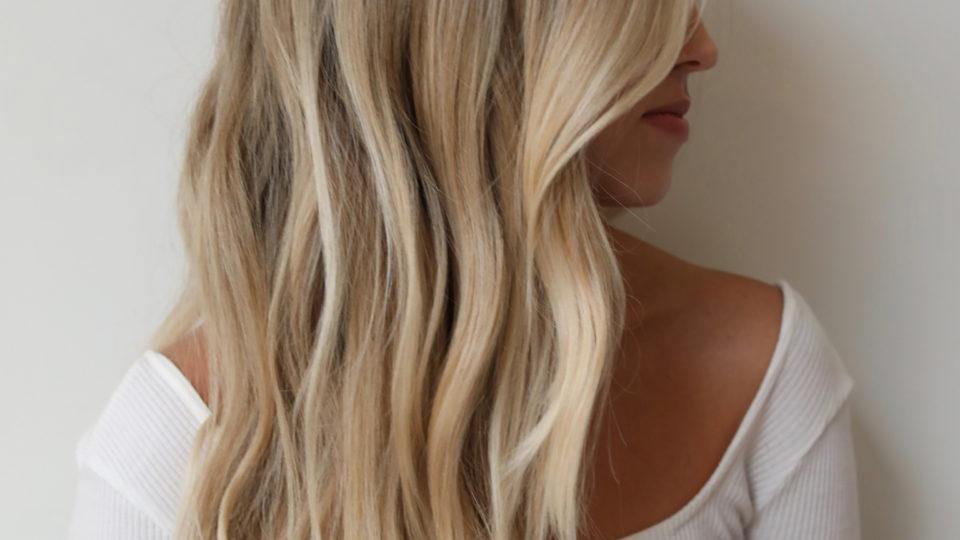 Blonde Beach Bunny…