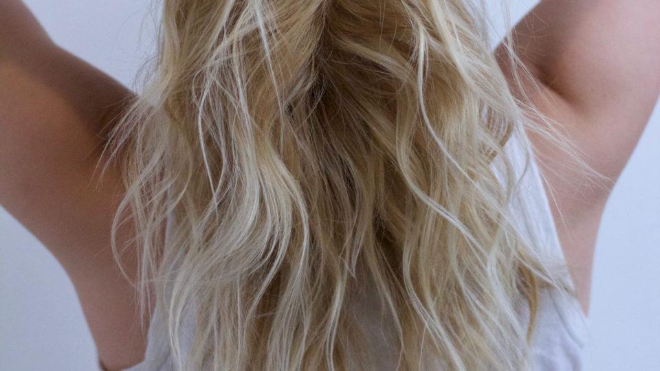 Beach-kissed blondes…