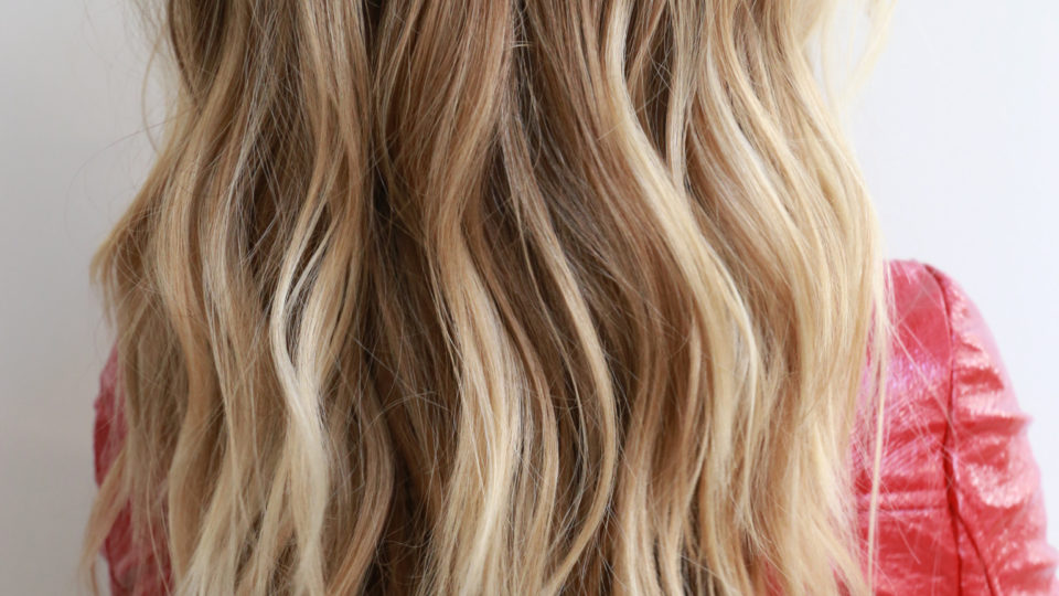 Flawless Blonde Highlights…