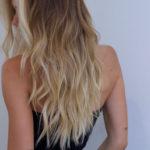 Long Honey Brunette Beach Waves…