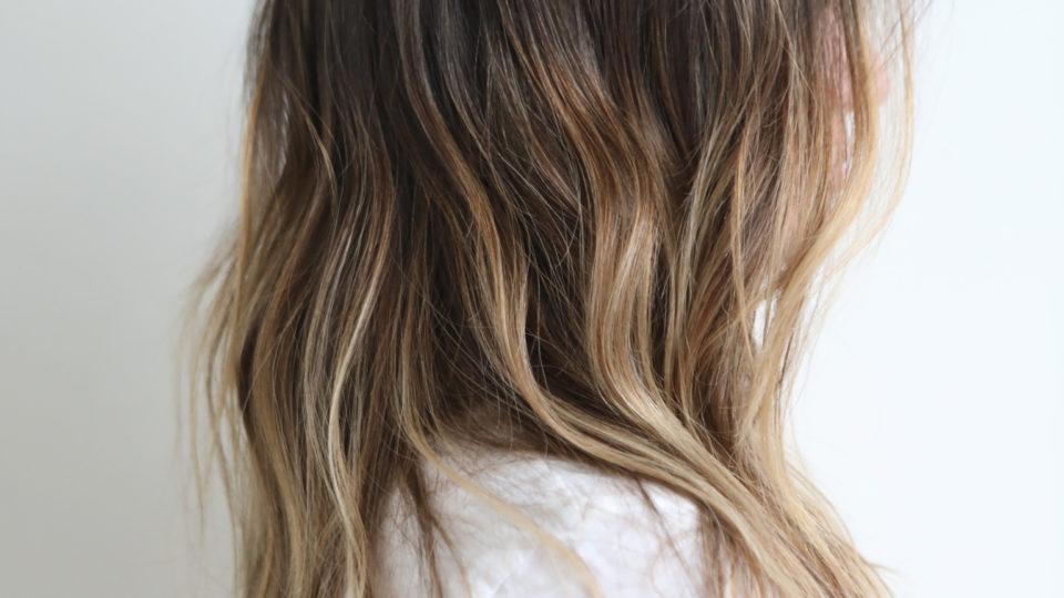 Sunset Brunette…